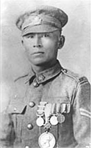 Frances Pegahmagabow