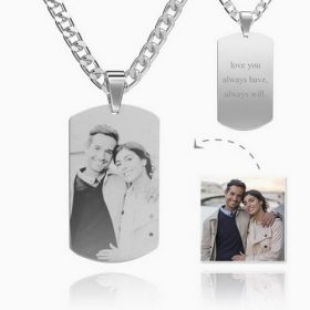 Mens-Photo-Engraved-Tag-Necklace-With-Engraving-Stainless-Steel-280×280