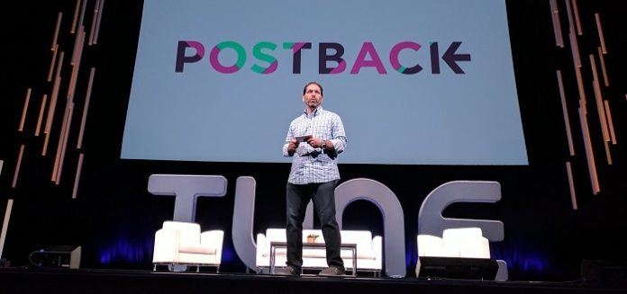 Brian Marcus at Postback conference by TUNE