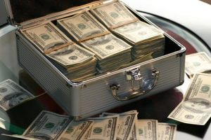 Get rich quick with affiliate marketing