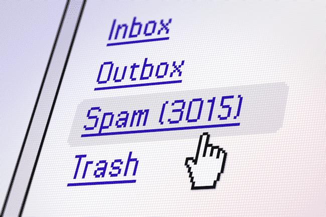 spam-email 100 كلمة و عبارة أجنبية عليك تجنبها في عنوان رسالتك التسويقية