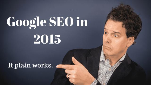 google-seo-2015 السيو ما بين 2011 و 2015 : طرق ماتت و أخرى تغيرت