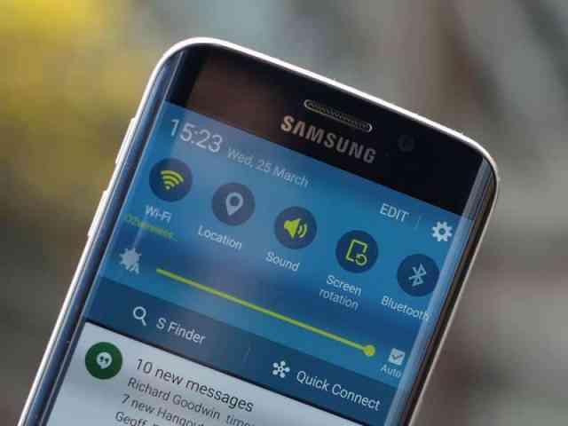 شاشة جيدة و واجهة TouchWiz محسنة