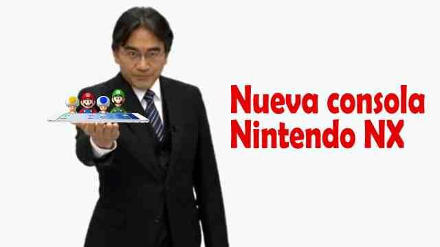مستقبل نينتندو: جهاز Nintendo NX و ألعاب الهواتف الذكية