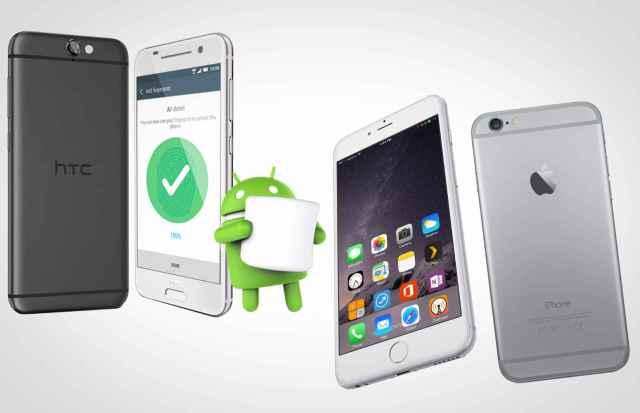 HTC-One-A9 ضحكة تقنية: ضجة إعلامية و النتيجة عار HTC One A9