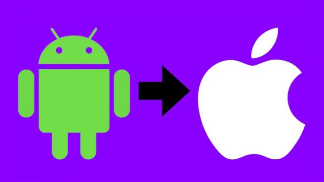 android_to_apple موجة انتقال من أندرويد إلى آيفون: ماذا يحدث حقيقة؟