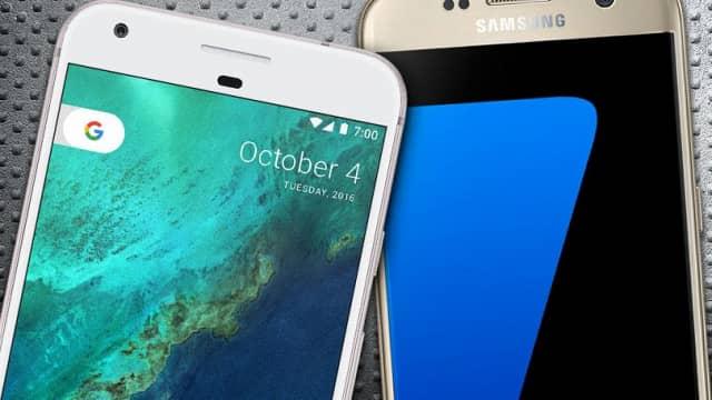 google-pixel-vs-samsung-galaxy-s7 آسف ولكن طلاق سامسونج و جوجل لا مفر منه وهو بوابة إلى المستقبل