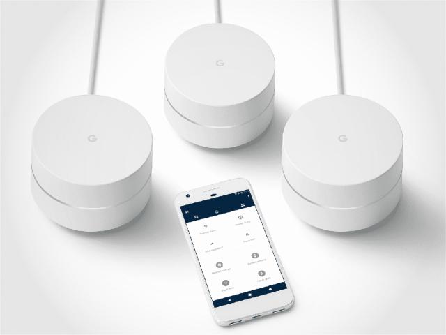 Google-Wifi 5 أسباب لشراء راوتر جوجل Google Wifi وحل مشاكل الإتصال اللاسلكي
