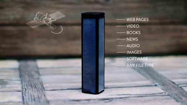 Outernet حقائق لا تعرفها عن جهاز اوترنت Outernet لبث الإنترنت الفضائي مجانا