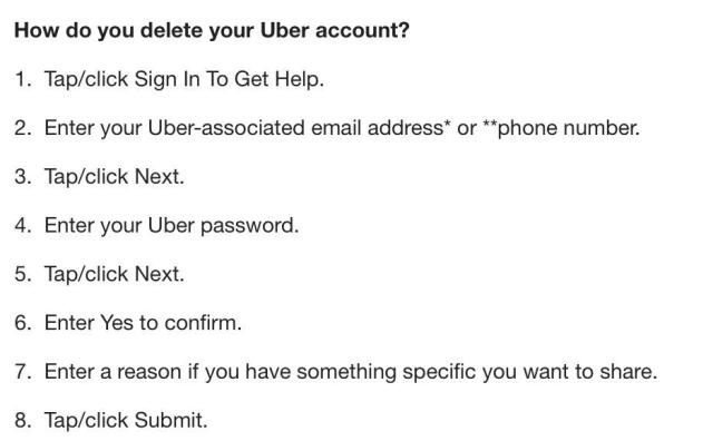 uber لماذا خسرت شركة أوبر 200,000 عميل في أسبوع بأمريكا؟
