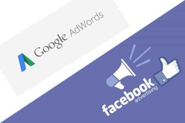 Facebook-Ads-vs.-Google-Ads-and-Remarketing-800x533 تباطؤ وتراجع الإعلانات على جوجل وفيس بوك لأول مرة منذ 2009