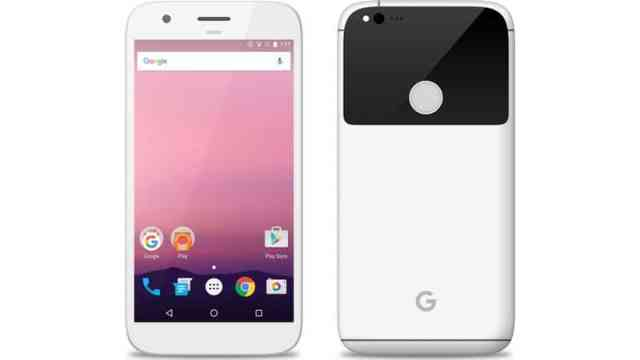 google-pixel مراجعة هاتف Google Pixel XL: شبيه آيفون من جوجل