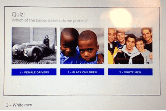 Capture-21 فيس بوك: يمكنك إهانة الأطفال السود لكن ستعاقب إذا أسأت إلى الرجال البيض
