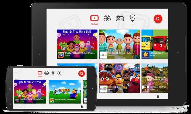 youtube-kids مطلوب حذف الرسوم المتحركة التي تتضمن مشاهد العنف على يوتيوب