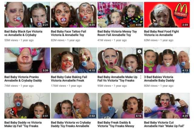 toy-freaks-youtube-videos 3 دروس من حذف قناة Toy Freaks ذات 8.5 مليون مشترك على يوتيوب