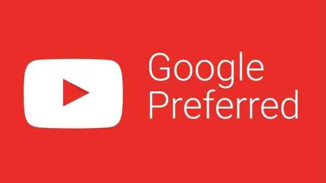 Google-Preferred ما هي قائمة Google Preferred وعلاقتها بالربح من يوتيوب