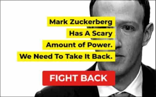 """Freedom-From-Facebook حملة """"Freedom From Facebook"""" لتفتيت وتقسيم فيس بوك"""