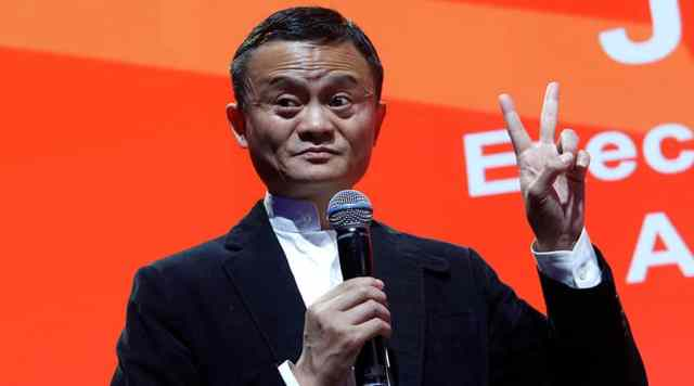 Jack-Ma-bitcoin علي بابا تحب تقنية بلوك تشين وتكره بيتكوين