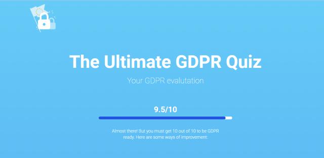 The-Ultimate-GDPR-Quiz كيف تتحقق من أن موقعك أو تطبيقك متوافق مع قانون GDPR