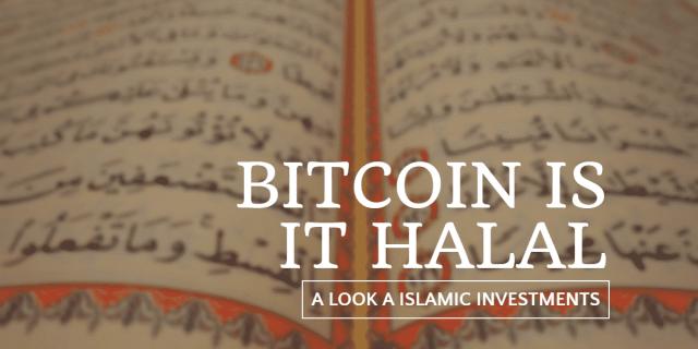 BITCOIN-IS-IT-HALAL بيتكوين والعملات الرقمية المشفرة حلال في الإسلام