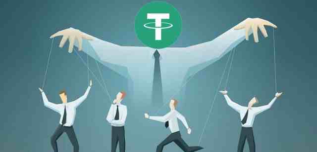 Tether كل شيء عن عملة Tether ومساهماتها في التلاعب بسعر بيتكوين