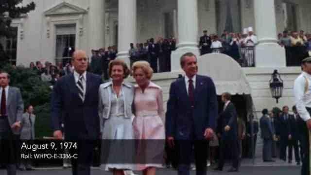 Richard-Nixon لعنة أغسطس التي دمرت الرئيس الأمريكي ريتشارد نيكسون
