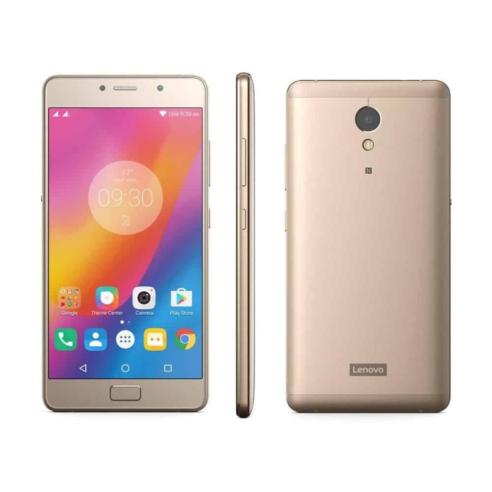 lenovo-p2-gold مراجعة Lenovo P2: هاتف رخيص من 2016 ببطارية أقوى من هواتف 2018