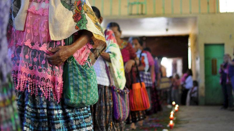 8.11.: Ein Abend mit Menschenrechtsverteidigerinnen aus Guatemala
