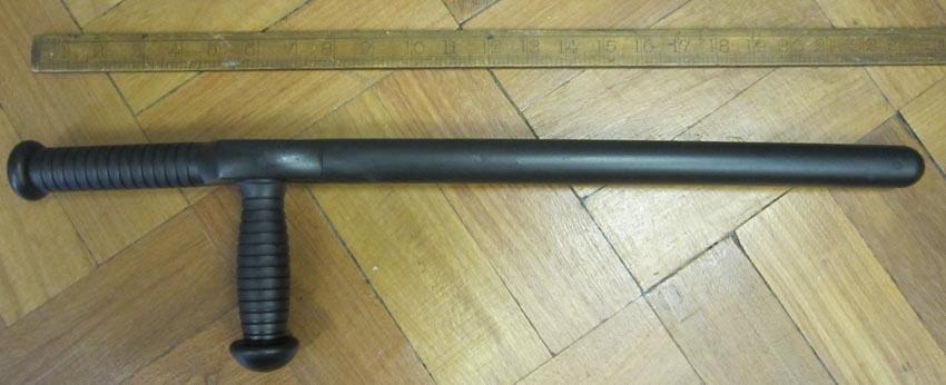 Side-handle baton