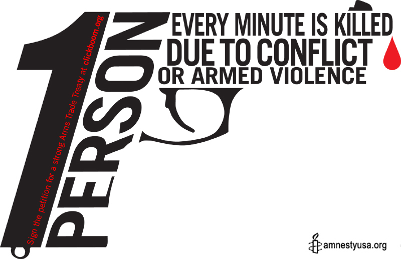 Share these Arms Trade Treaty Images and Infographics