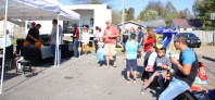 Several community members came out to the Junction City Chili Cook-Off to help support ASAP and raise money to send individuals to treatment.