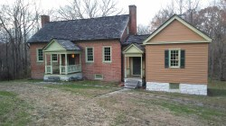 Photos contributed Picture of the Moses Jones House built circa 1810 and some interior pictures. This is at Warwick.