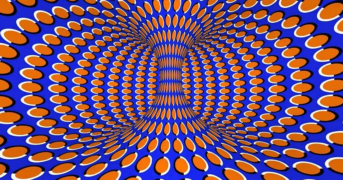 optical illusions and how