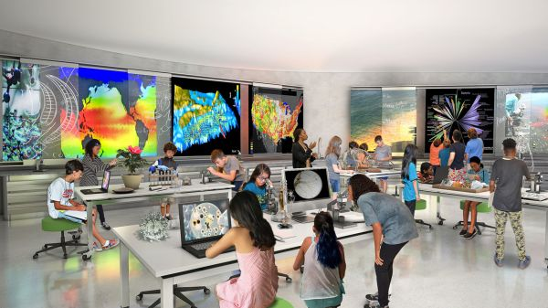 Richard Gilder Center Science Education And Innovation