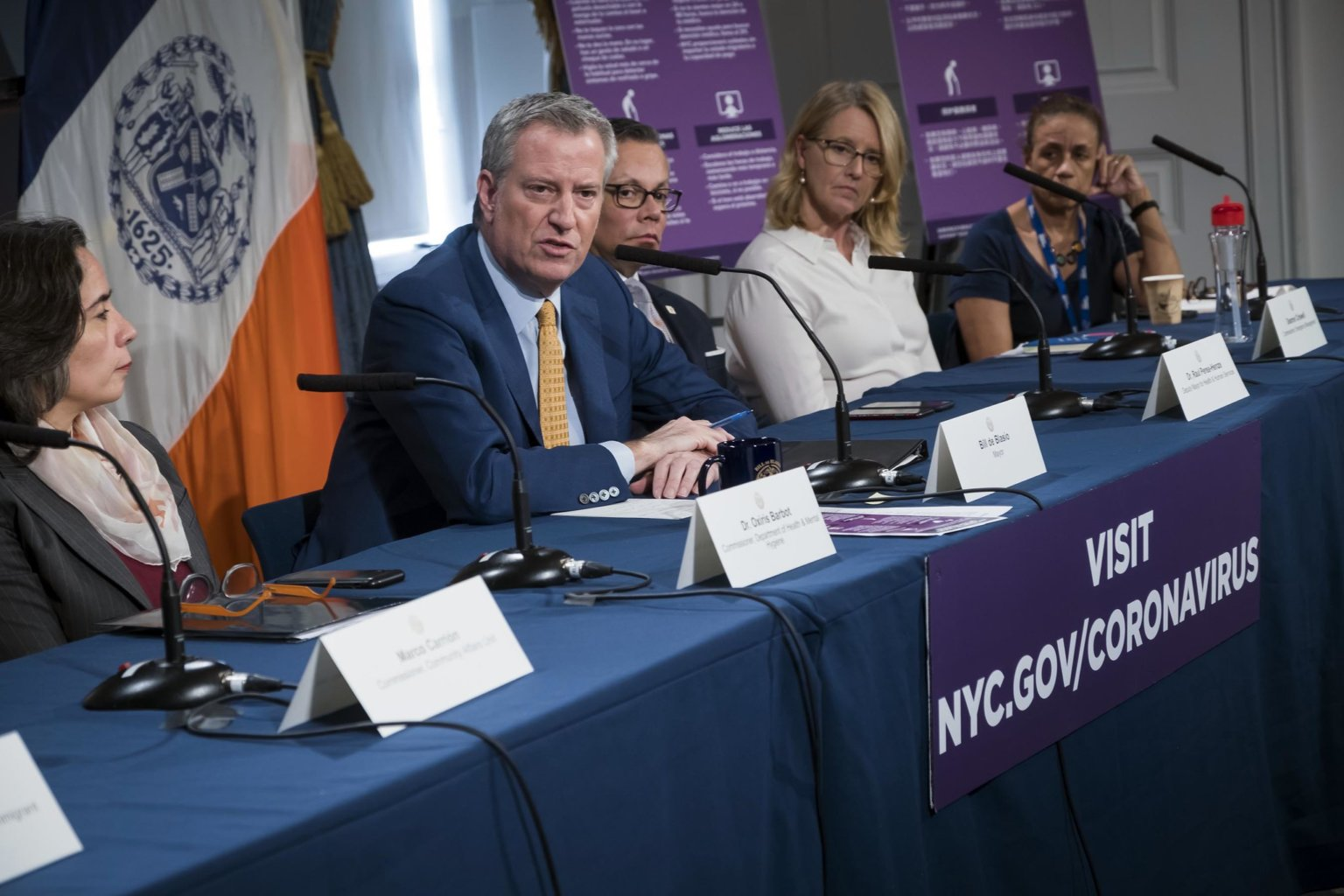 Mayor says help is out there for small businesses struggling amid ...