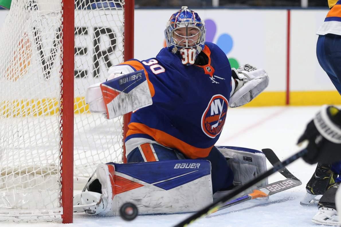 Ilya Sorokin tipping scales in his favor in Islanders' first-round series  vs. Penguins   amNewYork