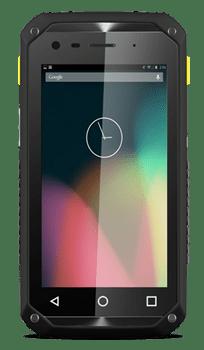 最新消息 - 磐旭智能 (AMobile Intelligent Corp.)發表新一代4G LTE強固型手直裝置 GT-500 - 磐旭智能