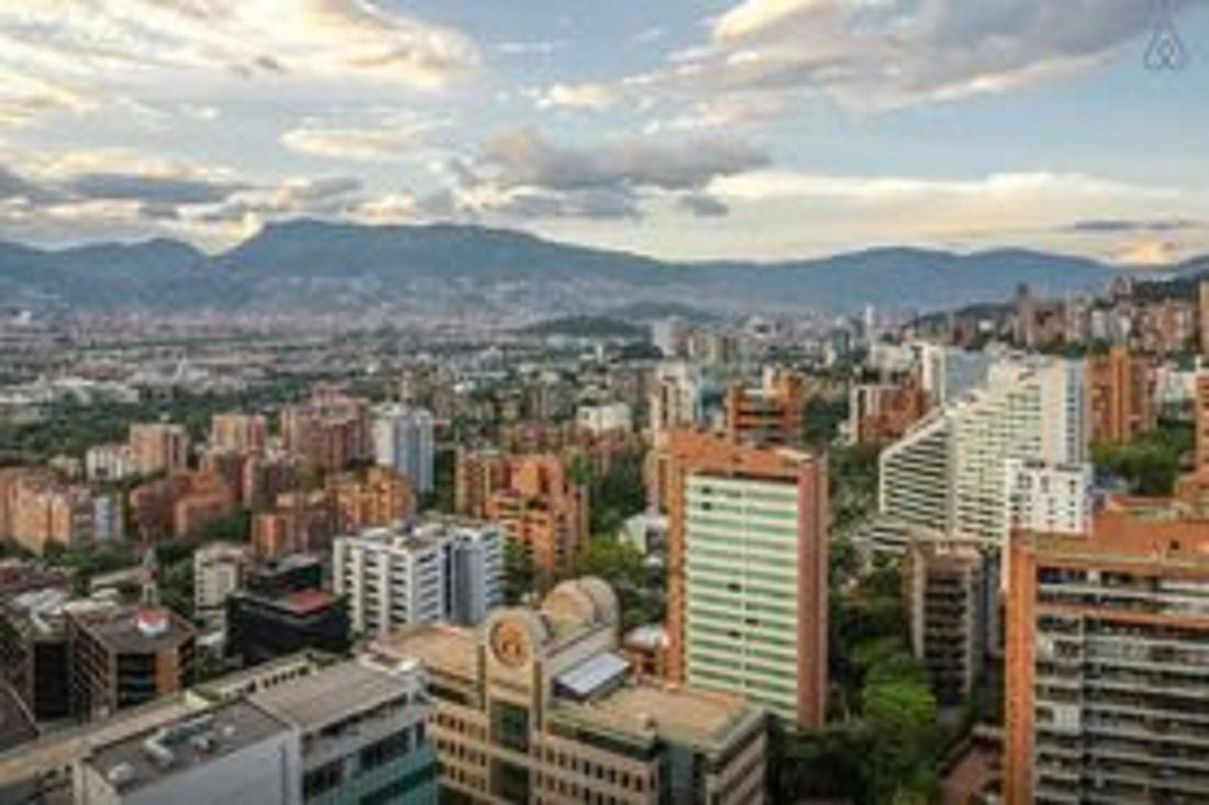 Apartamentos y apartaestudios amoblados en El Poblado