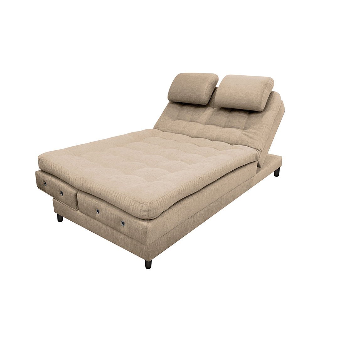 sofa cama plegable multifuncional click clack bed fantastic furniture sofá euro con brazos microfibra