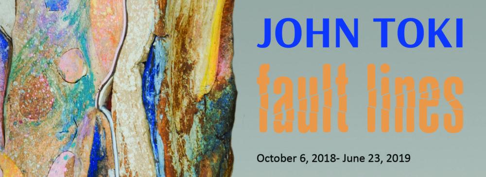 John Toki new dates