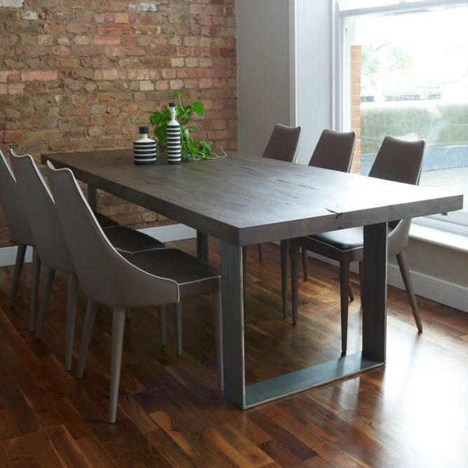 Rustik Dining Bench from stock