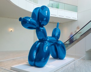 Jeff Koons - Balloon Dog