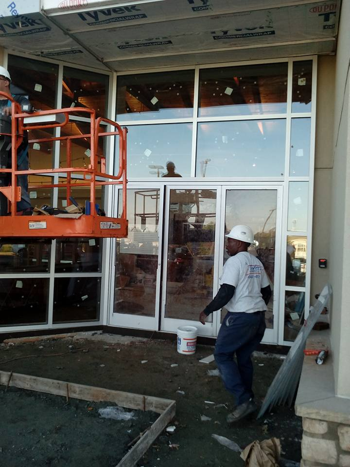 Storefront Glass Repair Replacement & Installation