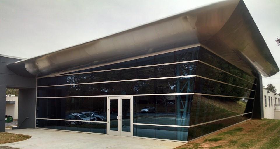 Storefront Glass Repair Replacement  Installation Atlanta GA
