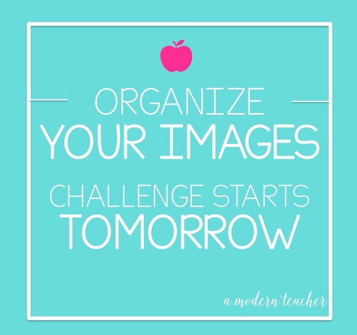 Organize Your Images CHALLENGE