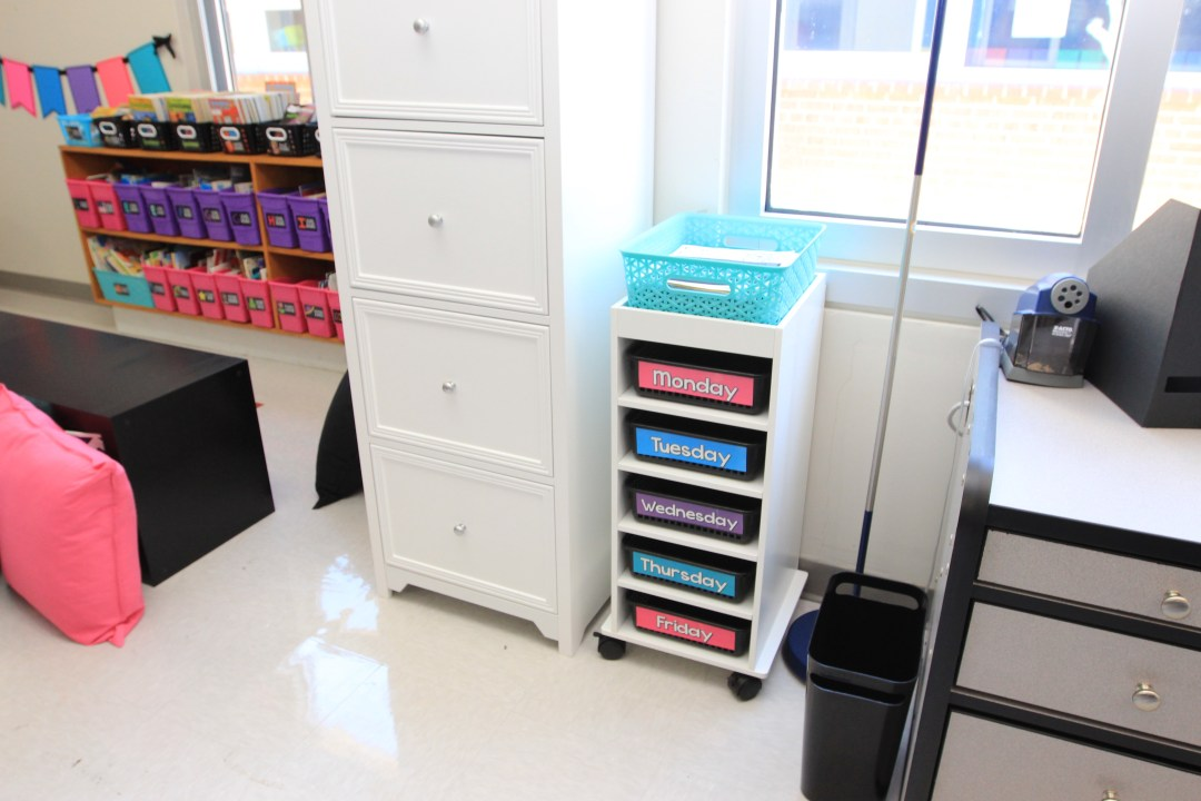 Astrobrights Brightest Teacher Classroom Makeover