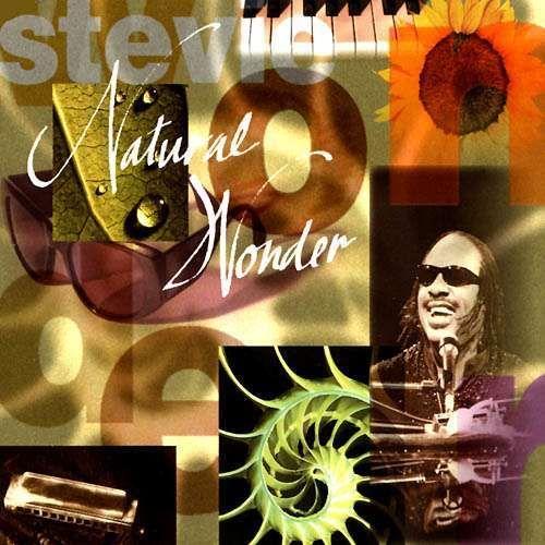 Stevie Wonder  Natural Wonder CD  Amoeba Music