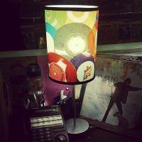 Amoeba Lamp