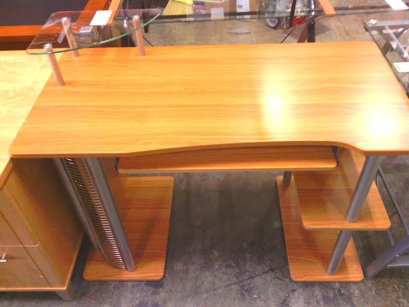 ZLine Pacific Compact Computer Desk  Business NEWS