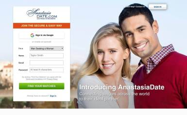 ANASTASIADATE.COM REVIEWS